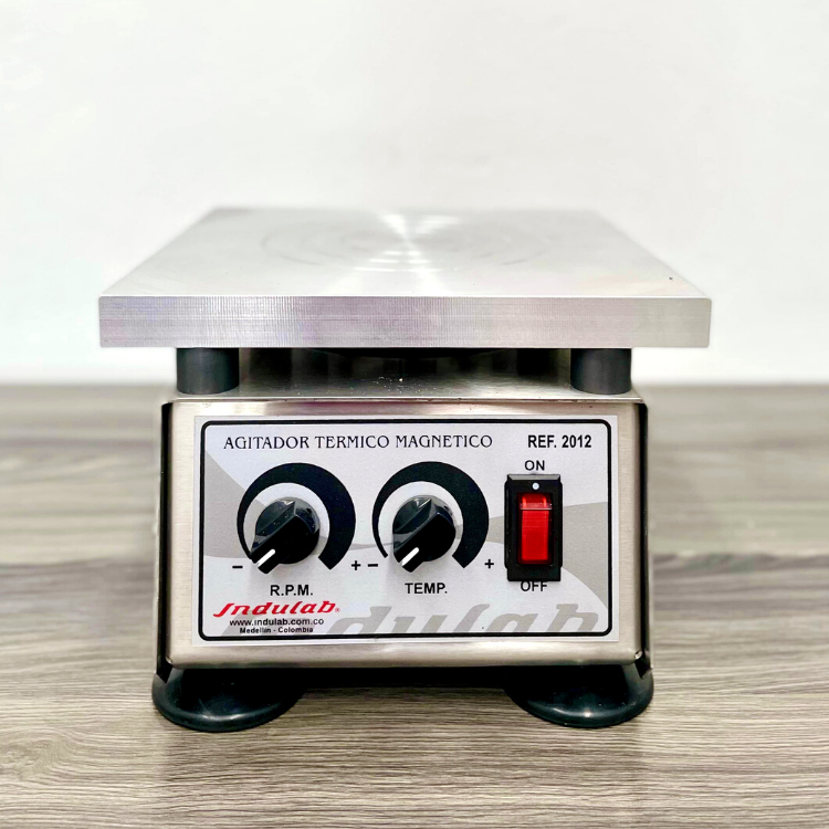 Agitador Térmico Magnético Ref. 2012